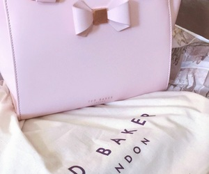 luxury lifestyle, pink, and ted baker image