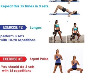 workout and fitness image