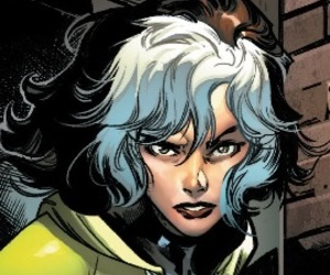 Rogue, x men, and marvel comics image