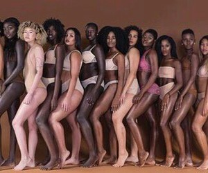 color, nudes, and skin tones image