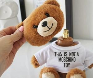 perfume and bear image