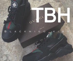 gucci, wavy, and tbh image