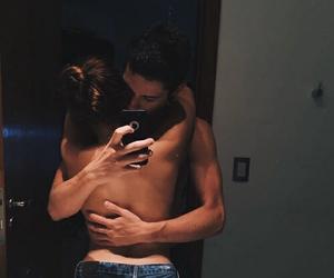novios, fotografía, and abrazo image
