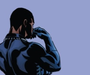 black panther, t'challa, and marvel comics image