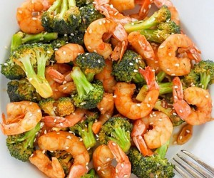 shrimp, delicious, and food image