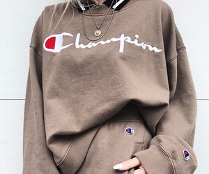 champion, fashion, and outfit image