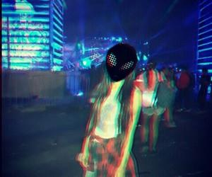 music festival, wasteland, and dj's image