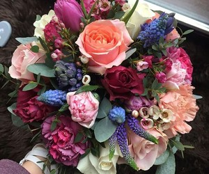 colorful, beautiful, and bouquet image