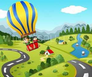 picture book illustration and story book illustration image