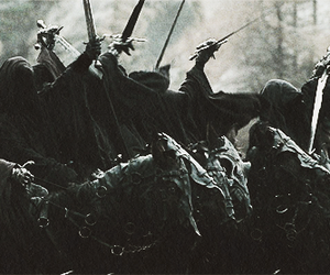 LOTR and nazgul image