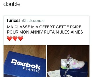chaussures, drole, and ecole image