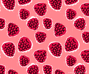 pink, raspberry, and wallpaper image