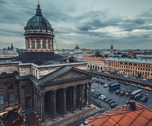 russia, city, and architecture image