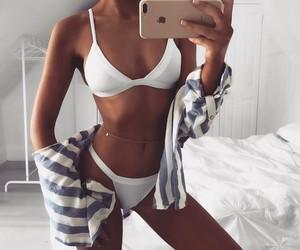 body, bikini, and style image