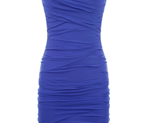 blue, dress, and cool image