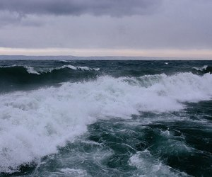 breathtaking, waves, and deep image