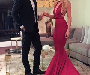 dress and evening dress image