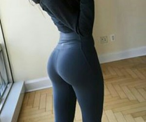 booty, goal, and squats image