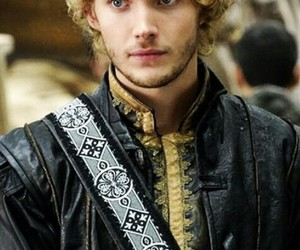 reign, toby regbo, and king francis image