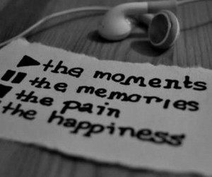 music, moment, and life image