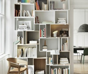 book, decor, and home image