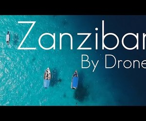 africa, drone, and travel image