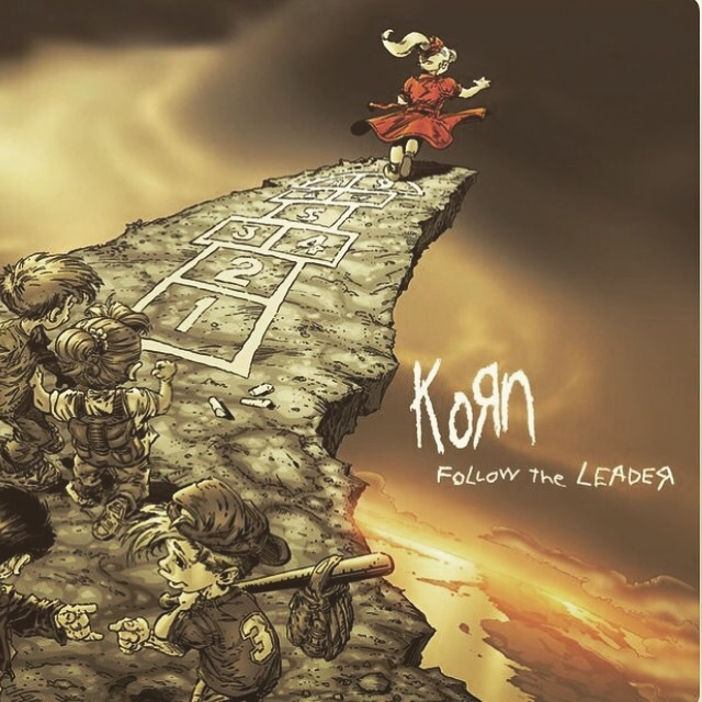1990s, 90s, and korn image