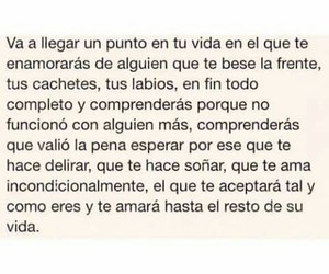 love, frases, and couple image