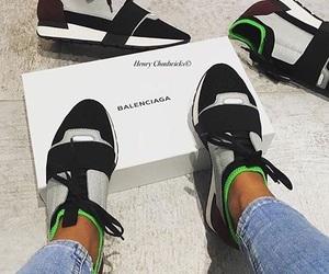 chaussures and Balenciaga image