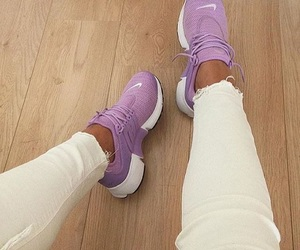 nike and sneakers image