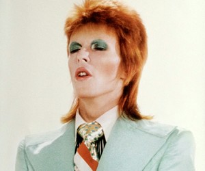 70s, david bowie, and Ziggy Stardust image