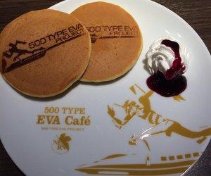 anime, cafe, and coffee image