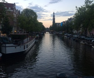 amsterdam and holland image