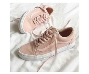 baby, pink, and vans image