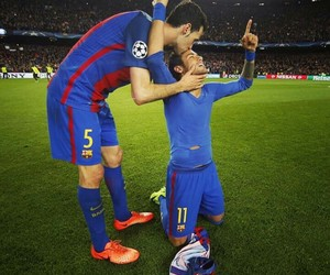 Barca, victory, and fcb image
