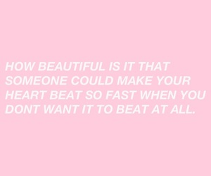 quotes, pink, and pastel image