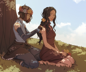 asami and the legend of korra image