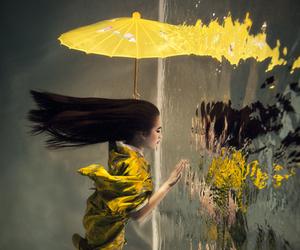 art, beauty, and girl image