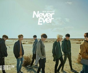 arrival, got7, and comeback image