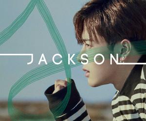 jackson, kpop, and got7 image