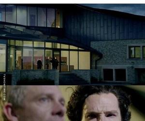 bbc, Martin Freeman, and sherlock image
