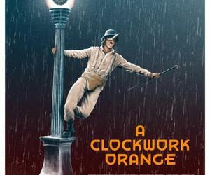 a clockwork orange and Stanley Kubrick image