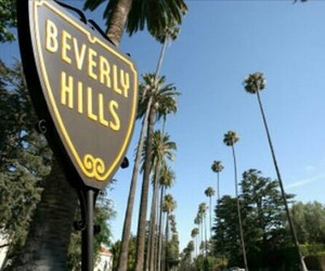 Beverly Hills and los angeles image