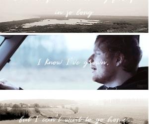 album, divide, and Lyrics image