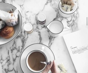 coffee, food, and marble image
