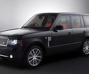 range rover, black edition, and perla negra image