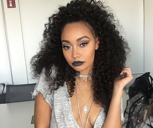 Afro, leighanne, and girl image