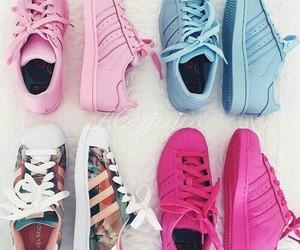 Bleu, mode, and shoes image