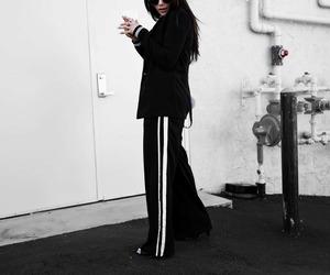 streetstyle, stripes, and styleblogger image