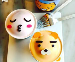 cafe, coffee, and kakao talk image